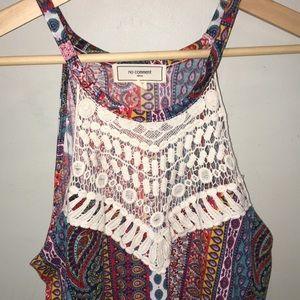 Dresses & Skirts - Printed Dress!